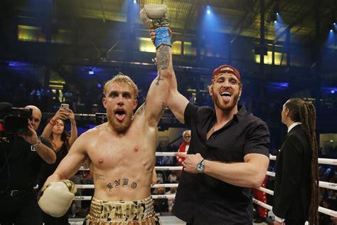 boxing news jake paul returning  fight  april