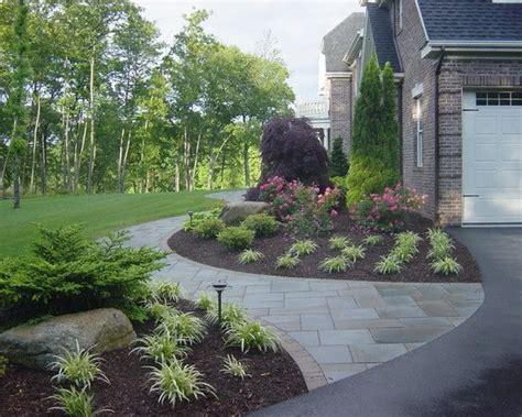 walkway landscape design best 25 front walkway landscaping ideas on pinterest front yard walkway front yard
