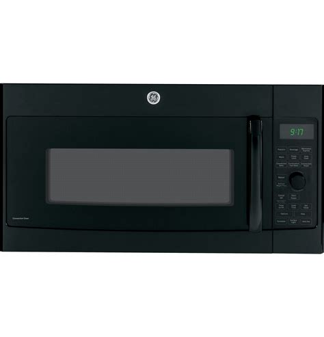 ge profile series  cu ft convection   range microwave oven pvmdfbb ge