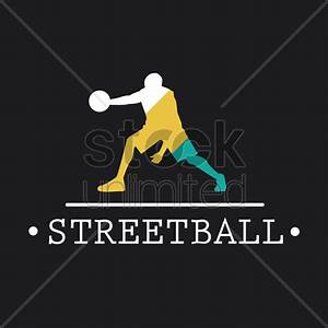Streetball wallpaper Vector Image - 1570752 | StockUnlimited