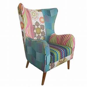 Ohrensessel Bunt Mit Hocker : patchwork sitzbank couch sessel sofa armlehnstuhl kinder hocker dekohocker bunt ~ Bigdaddyawards.com Haus und Dekorationen
