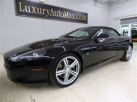 hayes auto repair manual 2006 aston martin db9 volante windshield wipe control 2006 used aston martin db9 sport wheels 6 speed manual like new at luxury automax serving