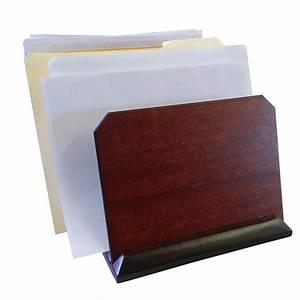 desktop letter rack quality hardwood usa sunrise woodwork With desktop letter folder