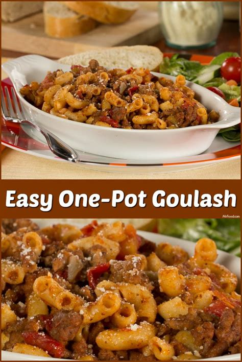 100 easy goulash recipes on pinterest goulash recipes