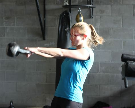 kettlebell swings should agatsu swing crossfit fitness