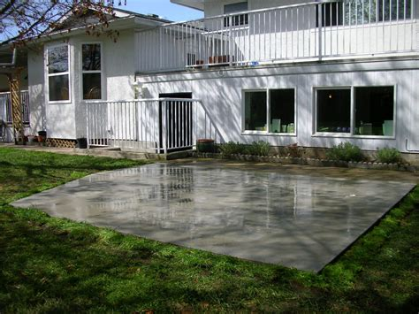 mode concrete concrete patios concrete slabs driveways