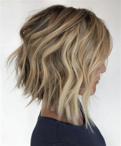 wavy bob hairstyles short medium  long wavy bobs