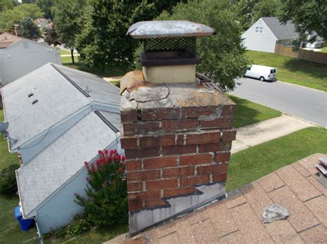 Watch Your Chimney For Water Leaks