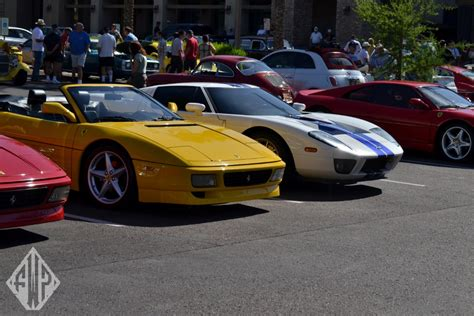 Cars And Coffee Scottsdale June 2013