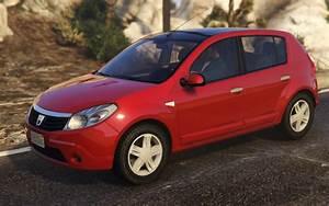 Dacia Sandero 2010 : dacia sandero 2008 gta5 ~ Gottalentnigeria.com Avis de Voitures