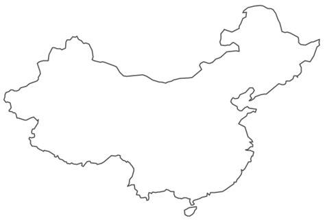 geo map asia china