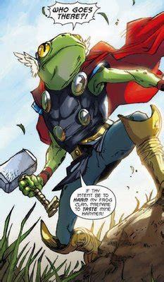 frog thor vs b 39 dg battles comic vine