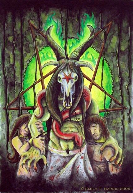 satanic goat worship antnatas zone satan prince