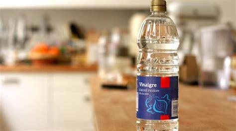 le vinaigre blanc pour bien nettoyer r 233 frig 233 rateur