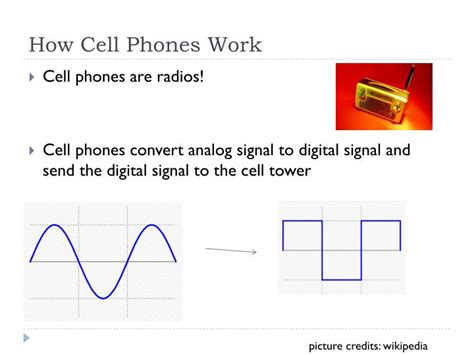 how does a smartphone work ppt cell phone effect on sounds powerpoint presentation