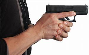 Guide to Life: How to Hold and Fire a Handgun - Gear Patrol