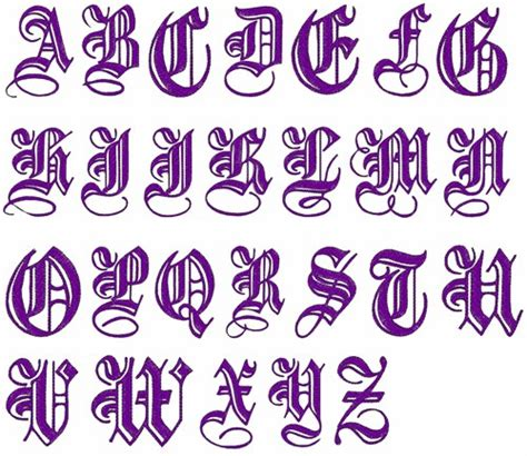 Convert Image Templates Graffiti by Dd Oh So Elegant Alphabet By Landmark Embroidery Designs