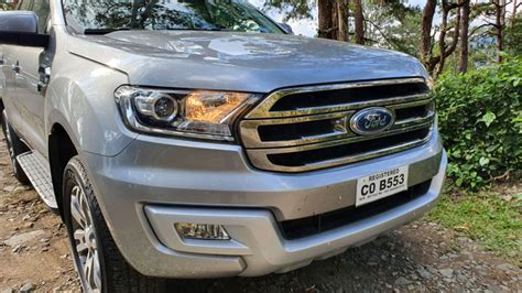 ford everest specs features