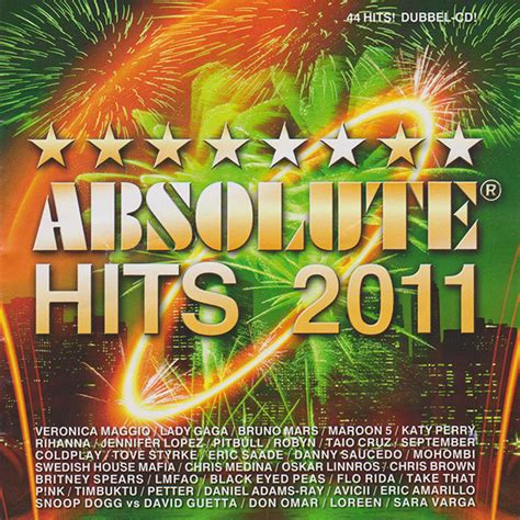 Absolute Hits 2011 (2011, CD) | Discogs