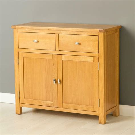 Light Oak Sideboard by Poldark Oak Sideboard Light Oak Small Sideboard With