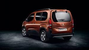 Peugeot Rifter Interieur : peugeot rifter 2018 le descendant du partner est n ~ Dallasstarsshop.com Idées de Décoration