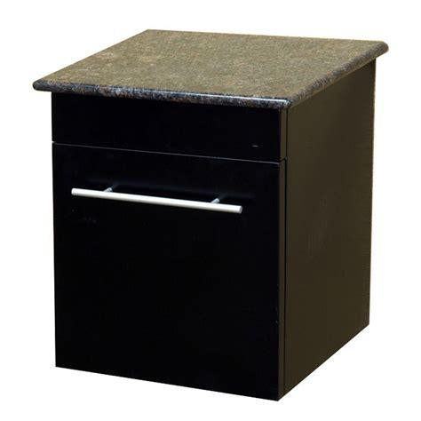 solid wood black cabinet bellaterra home norwalk 15 in w x 17 in h x 14 in d