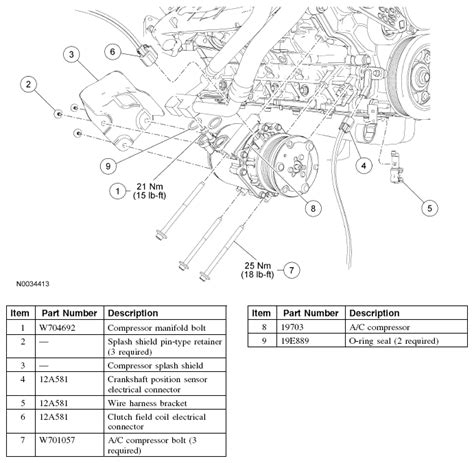2005 F250 Ac Diagram by Ford E Series Cargo Questions How Do I Replace Ac