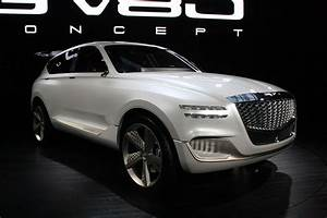 Genesis Goes Mesh Crazy with Funky Luxury SUV Concept