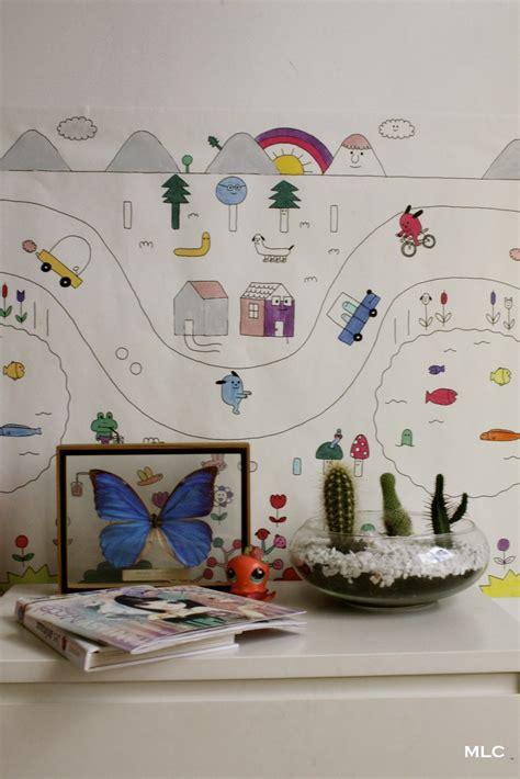 papier peint chambre garcon coloriage enfant papier peint pour chambre enfant déco