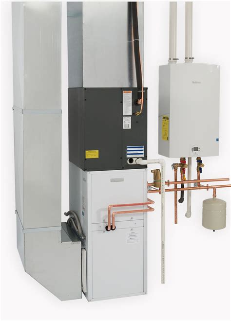 air handler draws warmth  tankless water heater