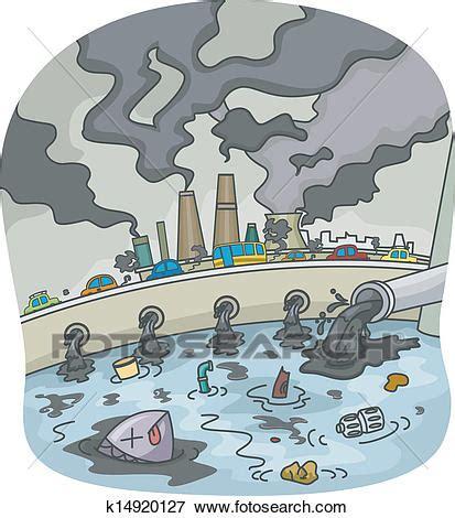 inquinamento clip art  fotosearch