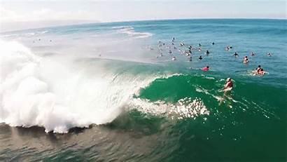 Surf Surfing Hawaii Ocean Gopro Oahu Pipeline