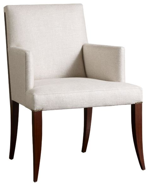 atelier dining arm chair baker furniture dining chairs
