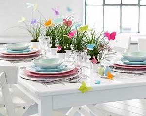 Tischdeko Frühling Geburtstag : tischdeko fr hling ~ One.caynefoto.club Haus und Dekorationen