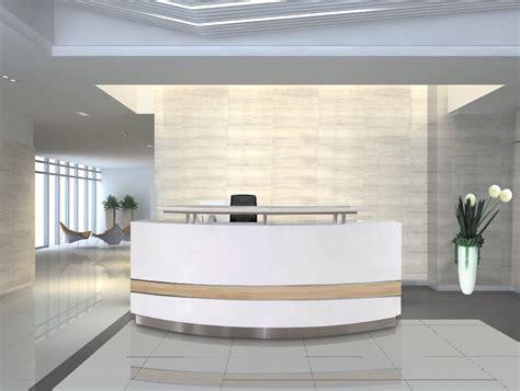 front desk reception furniture modern white curved reception desk front desk for sale