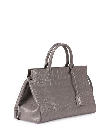 laurent medium monogram laurent germain cabas tote bag