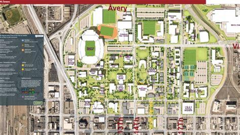 Unl East Campus Parking Map