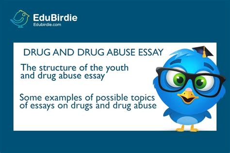write drug  drug abuse essay edubirdiecom