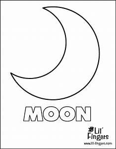 Moon, Template