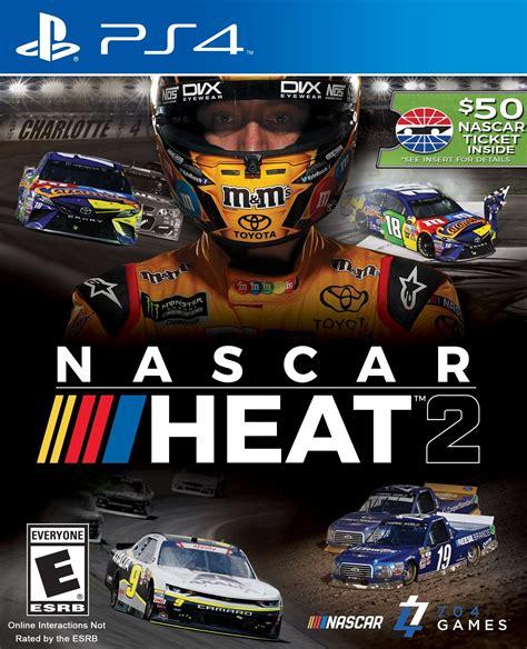 nascar heat evolution  release date xbox  ps