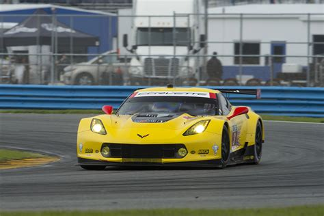 The History Of Corvette Racing