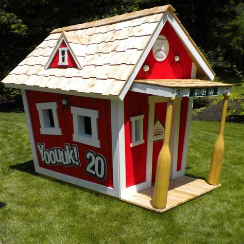 Custom Playhouse Kits Canadian Playhouse Factory Ft X Ft
