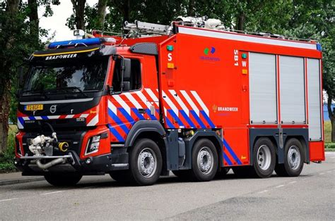 volvo fmx  firefighter