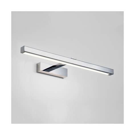 astro 7349 kashima led 620 bathroom wall light polished chrome