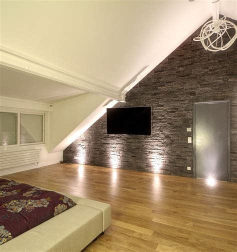 deco de chambre parentale rénovation maison typique ées 70 agence architecte