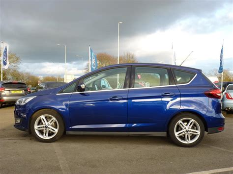used 2015 ford c max 1 0 ecoboost 125 titanium x 5dr for sale in county durham pistonheads