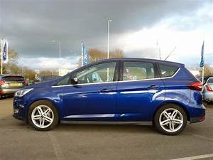 Ford X Max : used 2015 ford c max 1 0 ecoboost 125 titanium x 5dr for sale in county durham pistonheads ~ Melissatoandfro.com Idées de Décoration