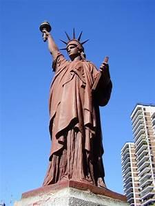 Statue de la Liberté Bartholdi Buenos Aires