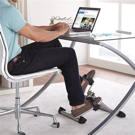 Desk Fit by Desks With Pedals A Great Way To Keep Workers Fit Regal