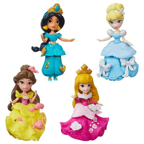 siege jeu mini figurine disney princesses hasbro king jouet